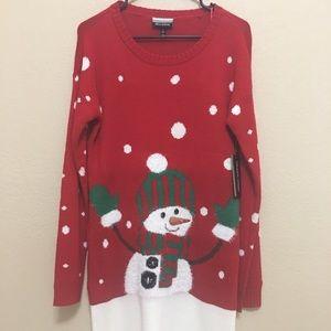 Allison Brittney Christmas Dress